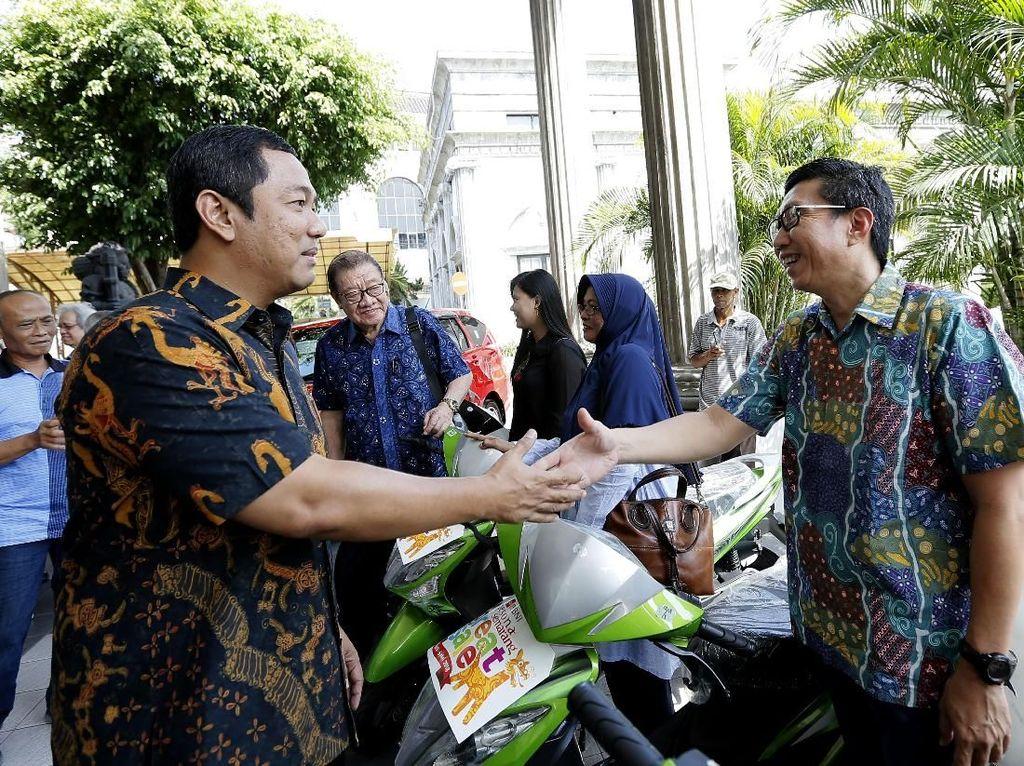 Pemkot Semarang Gelar Pesta Diskon Semargres