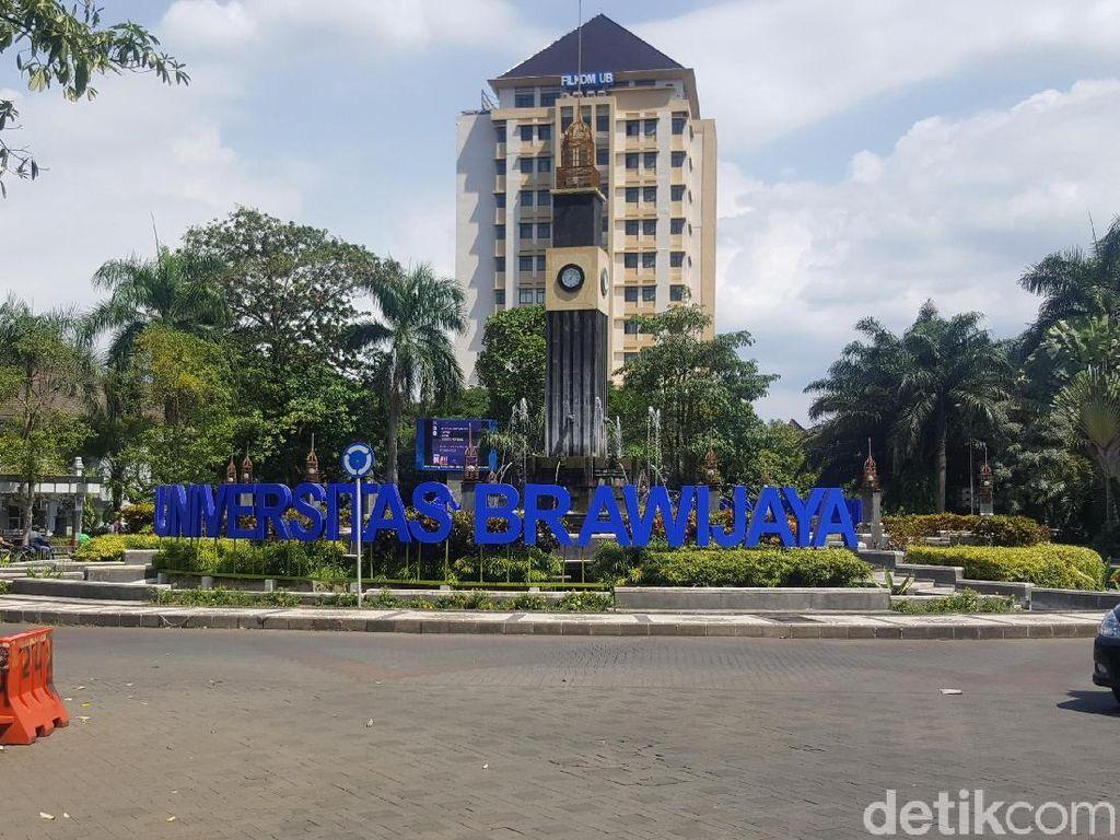 Pendaftar SBMPTN Universitas Brawijaya Terbanyak di Indonesia