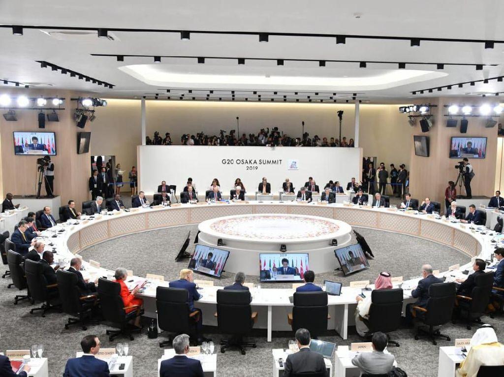 G20 Beri Keringanan Utang ke Negara-negara Miskin, Indonesia Dapat?