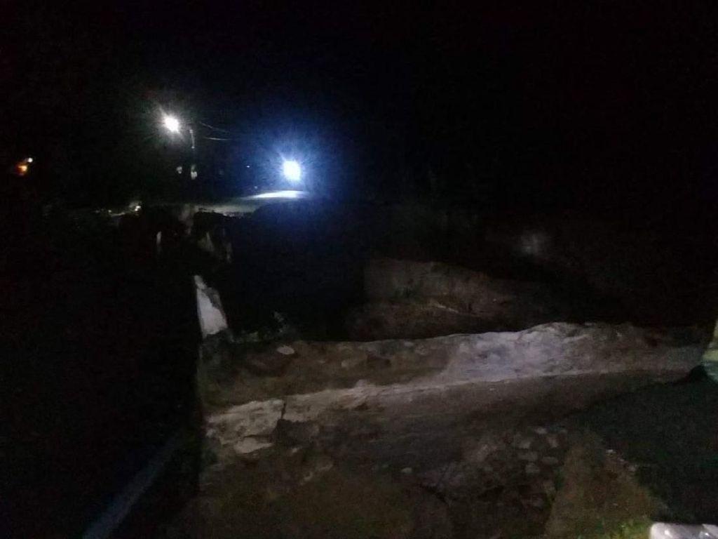 Dua Desa di Sigi Sulteng Terendam Banjir, Jembatan Putus