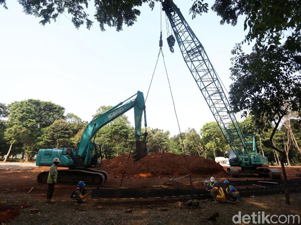 Pembangunan MRT Jakarta Fase II Lebih Sulit, Ini Alasannya
