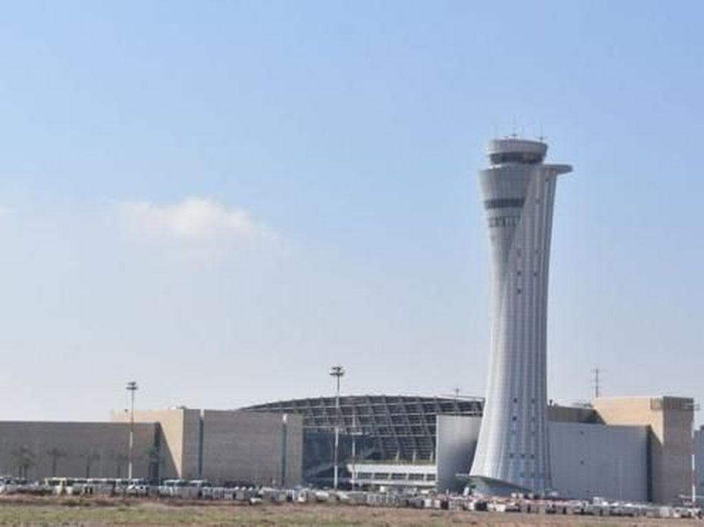 Gangguan Sinyal GPS di Bandara Israel, Rusia Bantah Terlibat