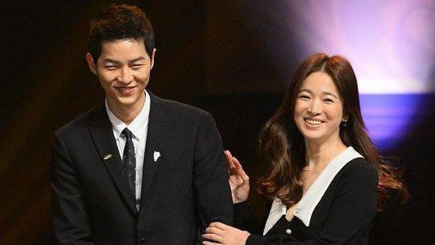 Song Joong Ki dan Song Hye Kyo resmi bercerai