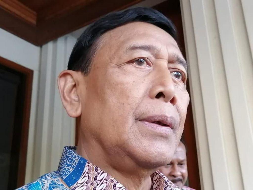 Wiranto soal Putusan MK: Jokowi-Prabowo Sangat Hargai Konstitusi