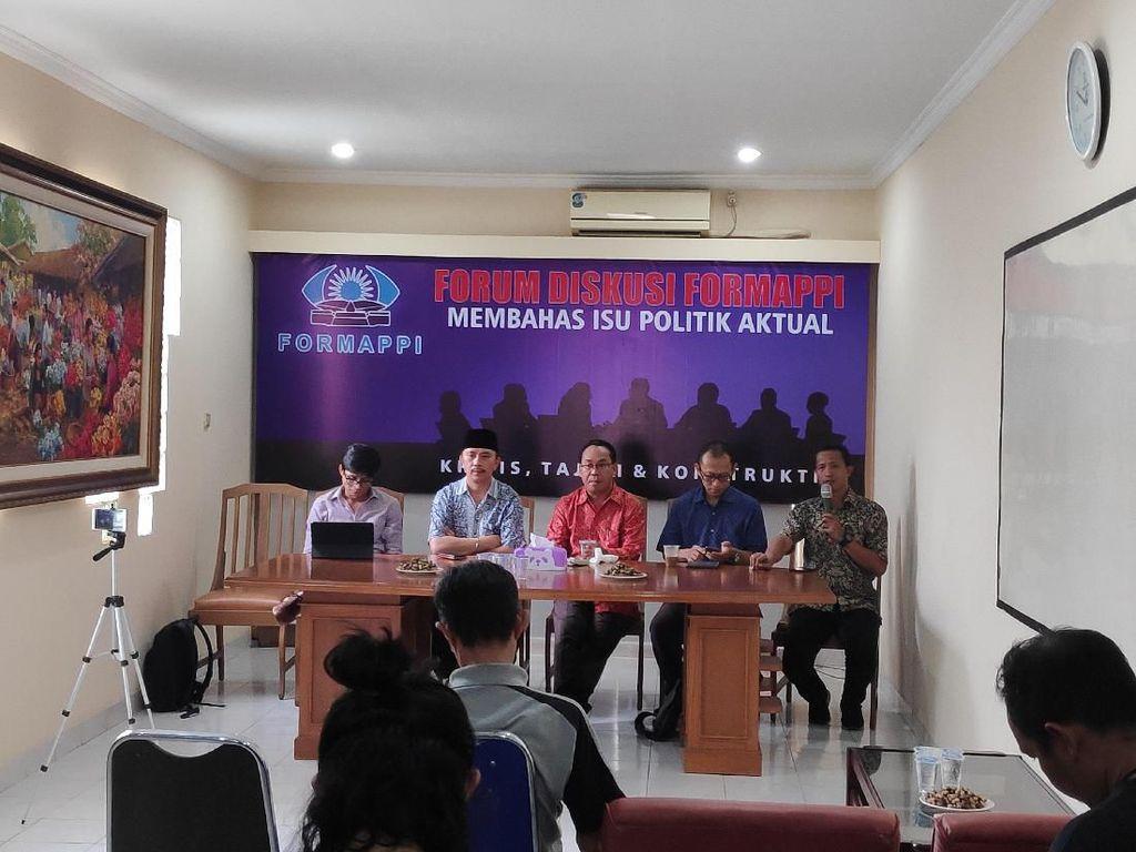 Keputusan MK Mengikat, Prabowo Diharapkan Konsisten Terima Kekalahan