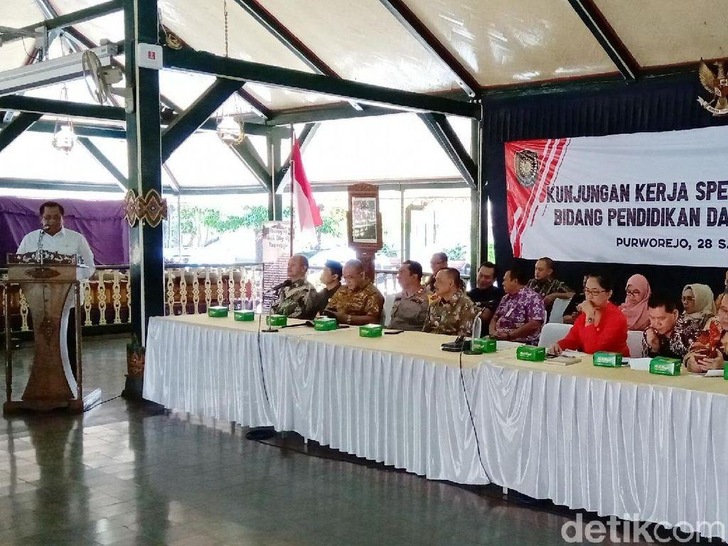 Komisi X DPR RI Pantau Pelaksanaan Sistem Zonasi PPDB di Jateng