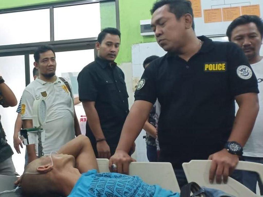 Ijum yang Bakar Ibu Tiri Sempat Kabur Tiga Kali Saat Dikejar Polisi