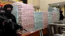 Ini Penampakan Tumpukan Uang Rp 173 M Hasil Korupsi HSD
