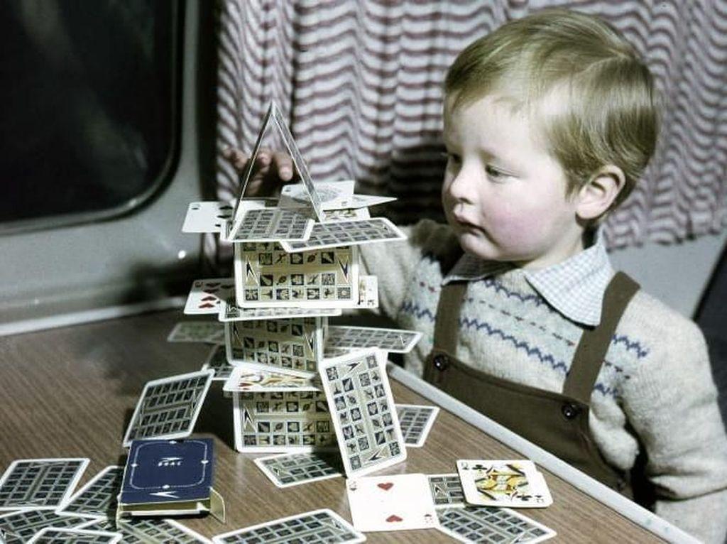 Hiburan Pesawat di Zaman Dulu, Seperti Apa Ya?