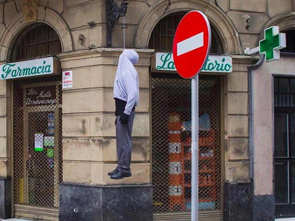 Foto: Jika Manekin Pergi Jalan-jalan