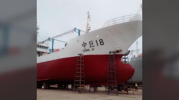 ABK Ungkap 'Hilang' Gaji 8 Bulan dan WNI Tewas di Kapal China