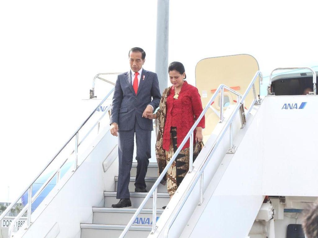 Jokowi Hingga Donald Trump Tiba di Jepang Hadiri KTT G20
