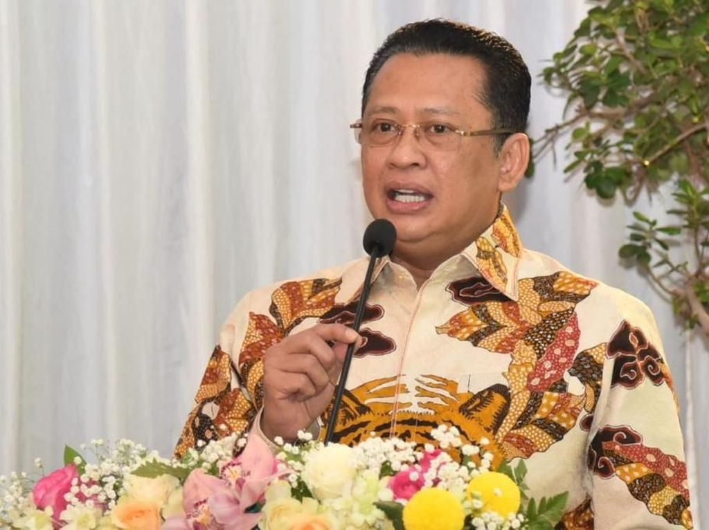 Bamsoet Lempar Wacana Presiden Kembali Dipilih MPR