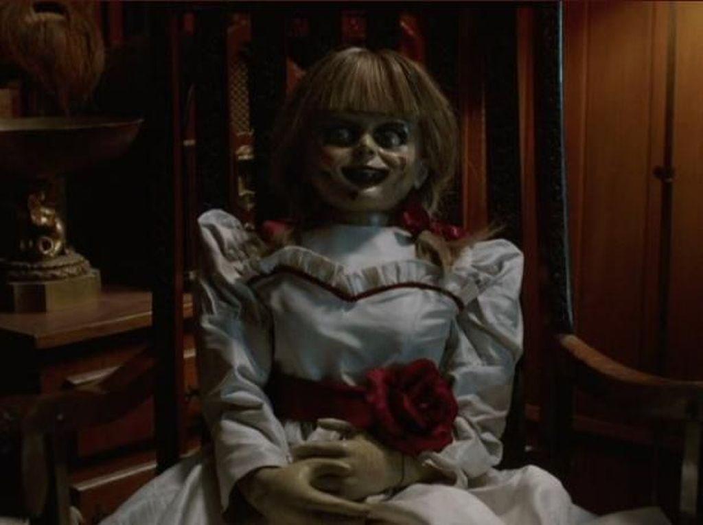 Teror Annabelle Tak Mampu Halau Toy Story 4 dari Puncak Box Office
