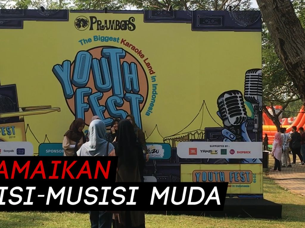 Kawula Muda, Yuk Padati The Biggest Karaoke Land In Indonesia!