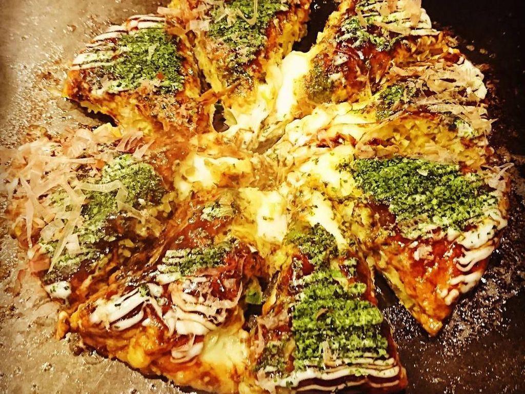 Jadi Tuan Rumah G20 Summit, Osaka Punya Okonomiyaki Lezat di 7 Gerai Ini