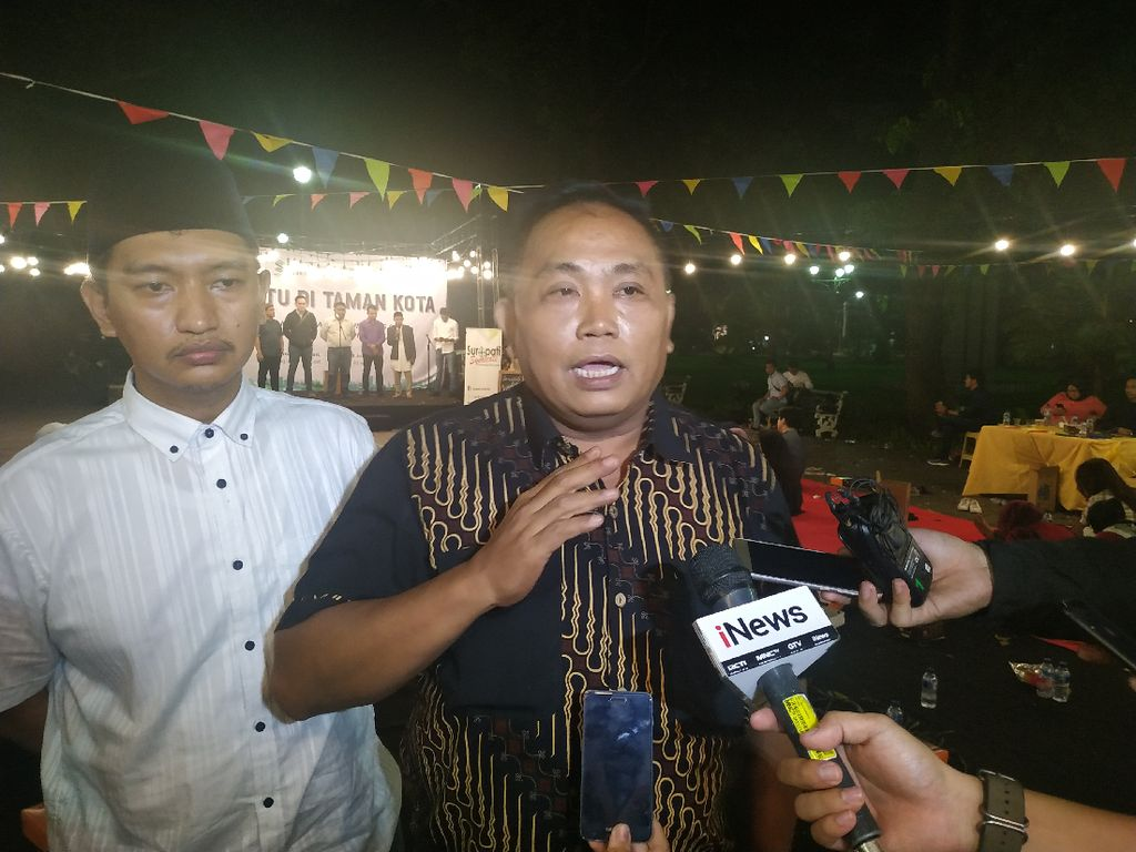 Poyuono Nilai Kehadiran Prabowo di Penetapan Presiden Terpilih Tak Penting