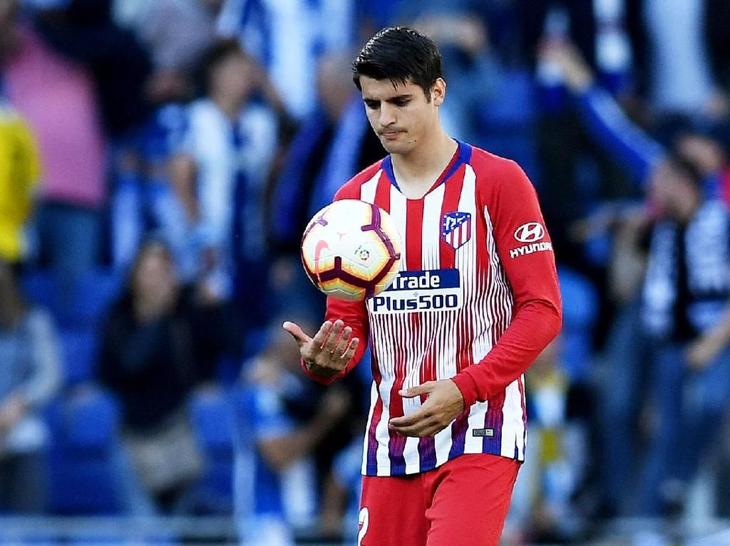 Chelsea Ultimatum Atletico Madrid soal Morata