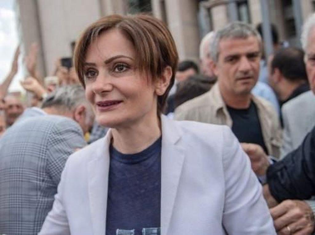Hina Presiden, Pemimpin Oposisi Turki Divonis Penjara Hampir 10 Tahun