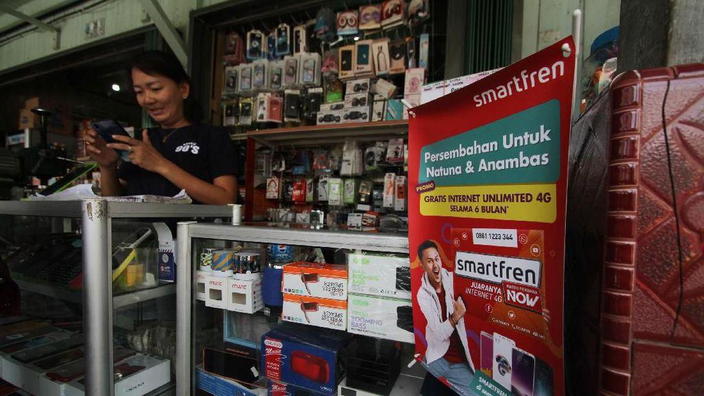 Smartfren Hadirkan Layanan 4G LTE di Anambas