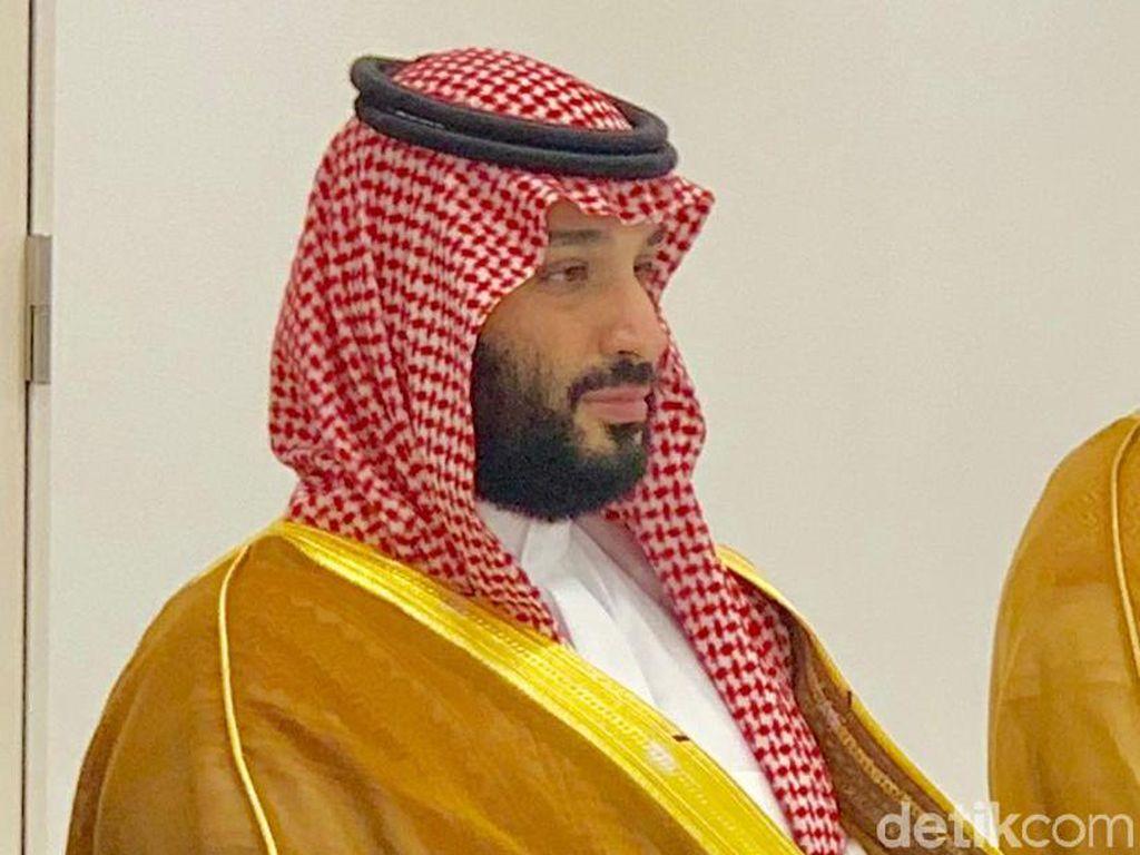 Putra Mahkota Arab Saudi Digugat Terkait Pembunuhan Khashoggi