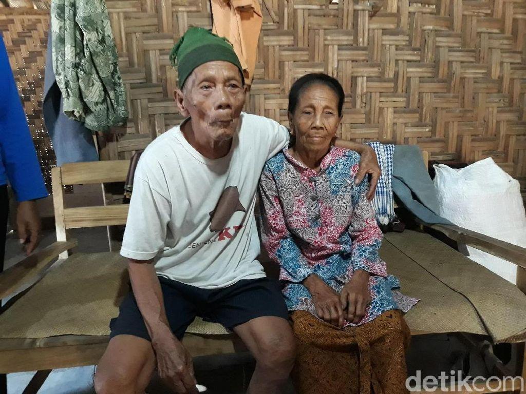 Berawal dari Minta Kayu, Pasangan Lansia ini Akhirnya Menikah