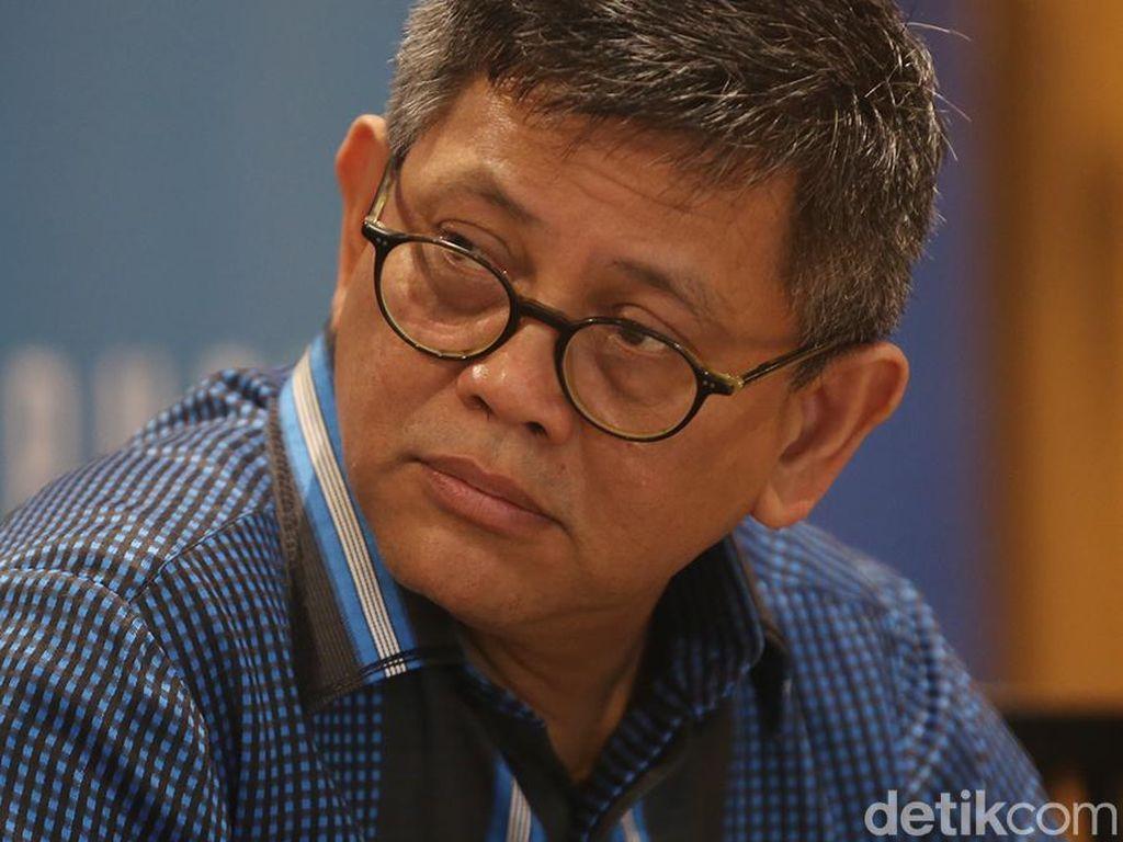 Protes Penangkapan Gubernur Kepri, Anggota DPR NasDem Ingin Rekonstruksi OTT