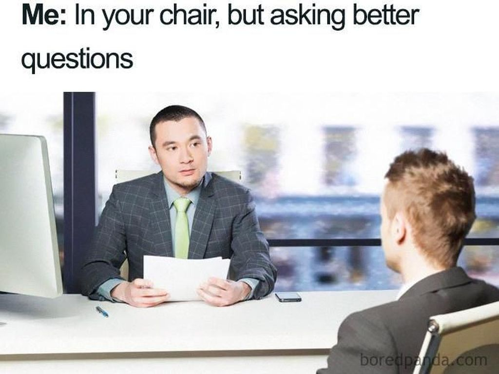 Wawancara Kerja Jawabnya Nyeleneh Begini Diterima Nggak Ya?