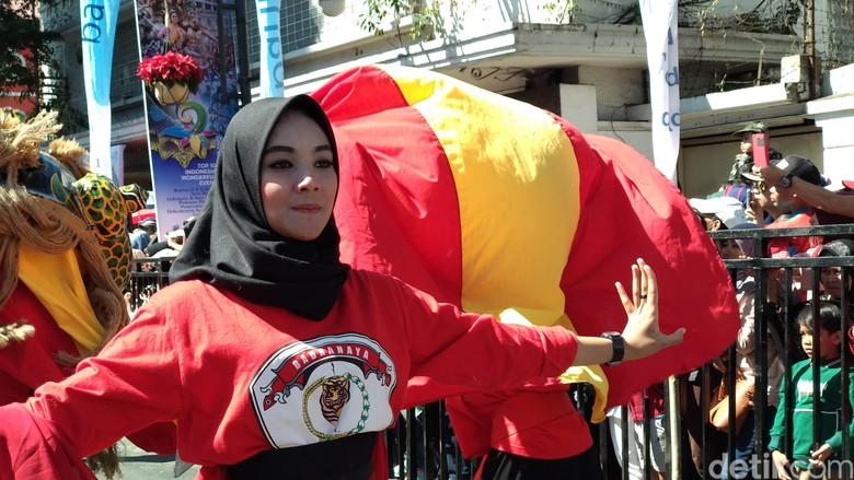 Kemeriahan Asia Afrika Festival 2019 Gaungkan Solidaritas untuk Palestina