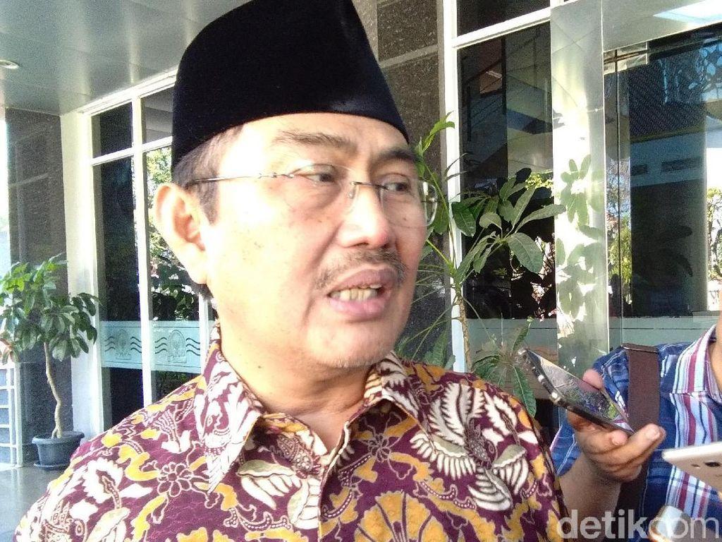 Jimly Tegaskan Tak Ada Celah Hukum Lagi untuk Prabowo-Sandi