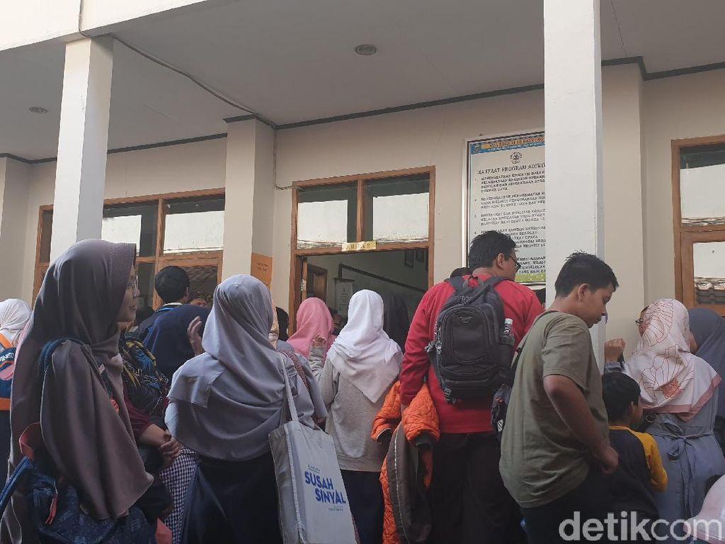 Kekecewaan Ortu di Bandung yang Terlempar dari Pilihan Pertama karena Zonasi