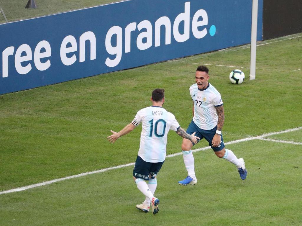 Venezuela Vs Argentina: Menang 2-0, Tim Tango ke Semifinal