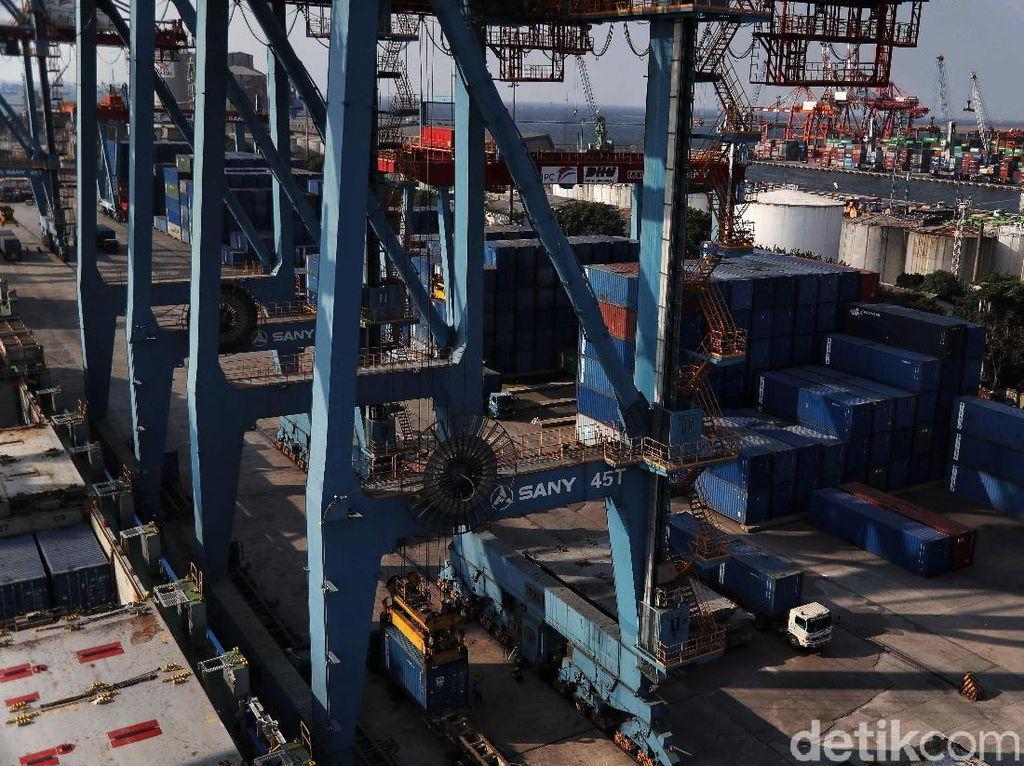 Ekspor-Impor Loyo, Neraca Dagang RI Masih Surplus US$ 2,33 M
