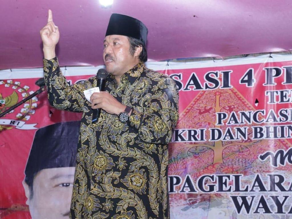 Idris Laena: Wacana Presiden 3 Periode Bukan dari Fraksi Golkar MPR