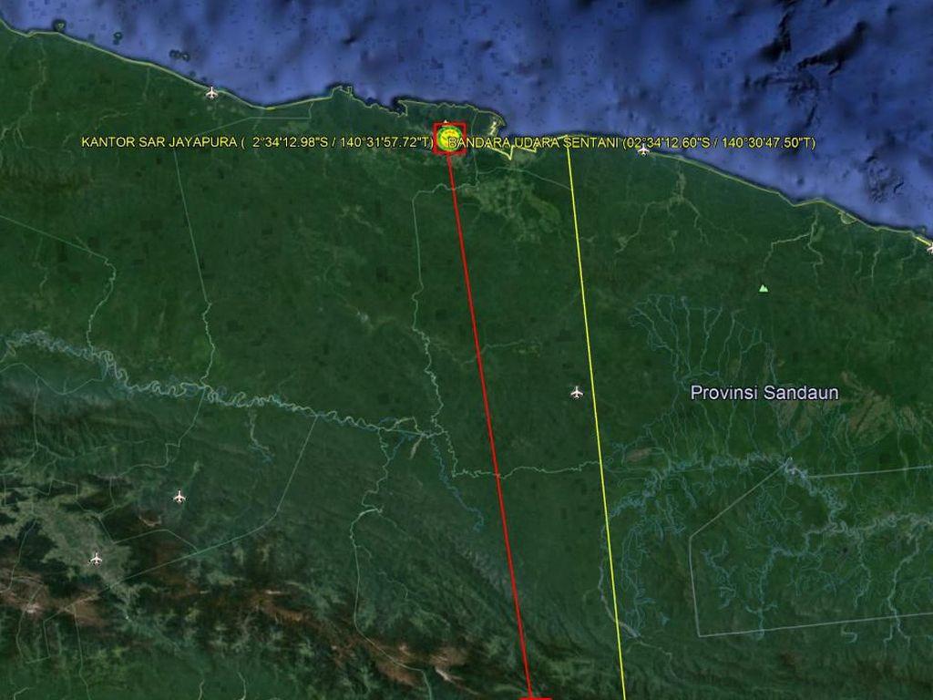 Duka Keluarga Kru Helikopter yang Hilang di Papua