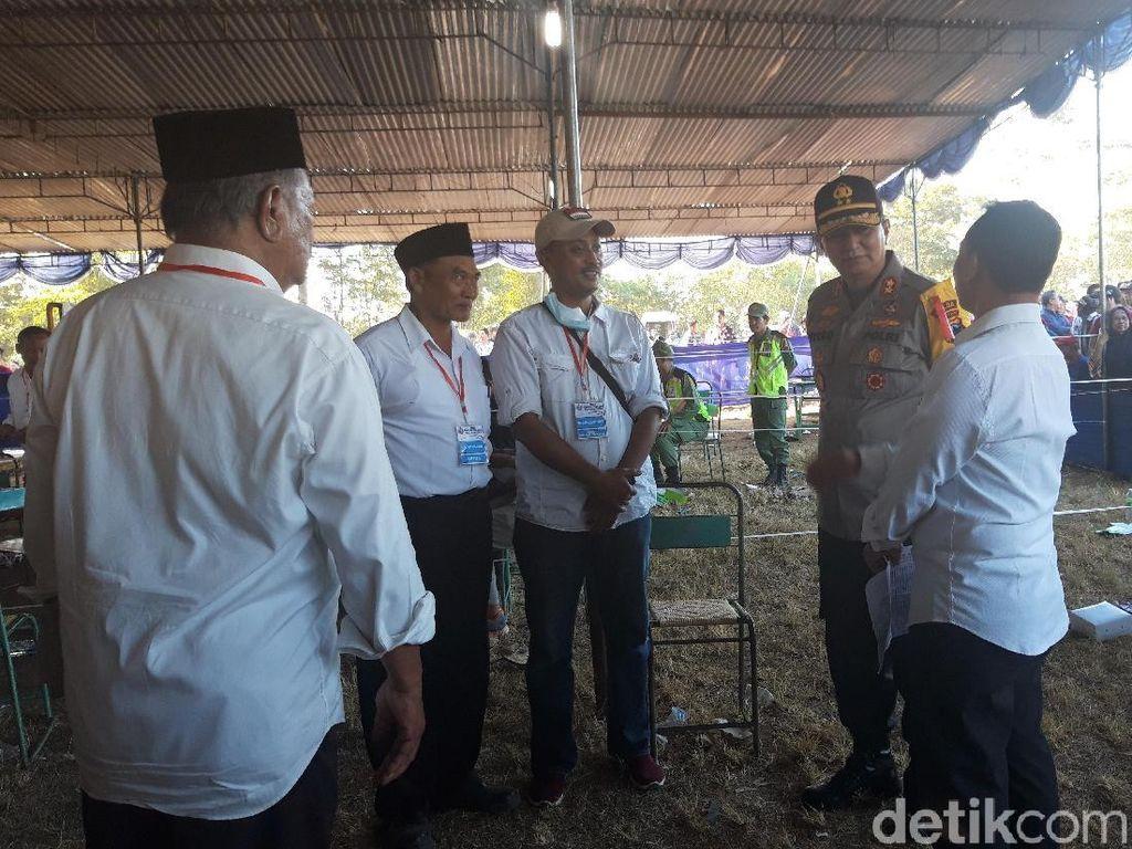 Kapolda Jateng Pantau Langsung Pilkades Serentak di Boyolali