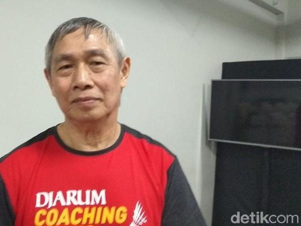 Christian Hadinata Berharap Besar Unggulan Merah Putih Bertaji di Indonesia Open