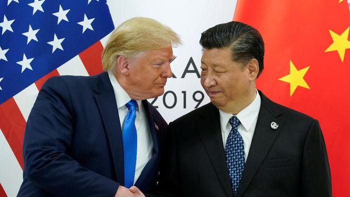 18 Bulan Perang Dagang, AS-China Akhirnya Damai/Foto: Reuters