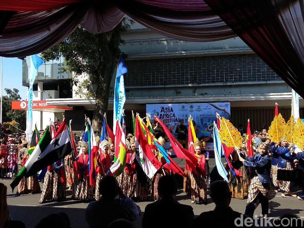Corona Pandemik, Walkot Oded Belum Putuskan Tunda Festival Asia Afrika