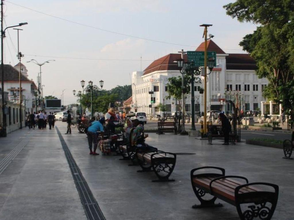 Tak ke Yogyakarta Bila Tidak ke Titik Nol