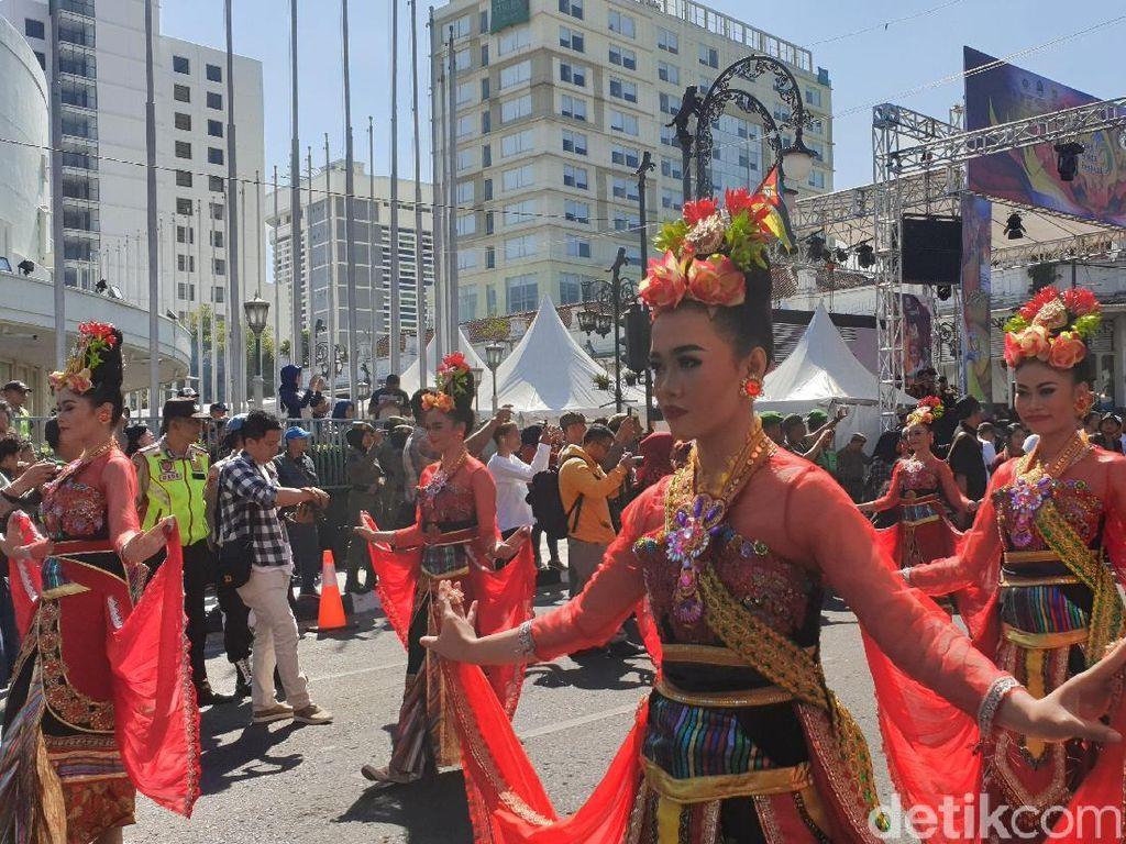 Waspada Corona, DPRD Minta Pemkot Bandung Tunda Festival Asia Afrika