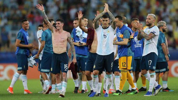 Brasil vs Argentina, Final Dini Copa America 2019