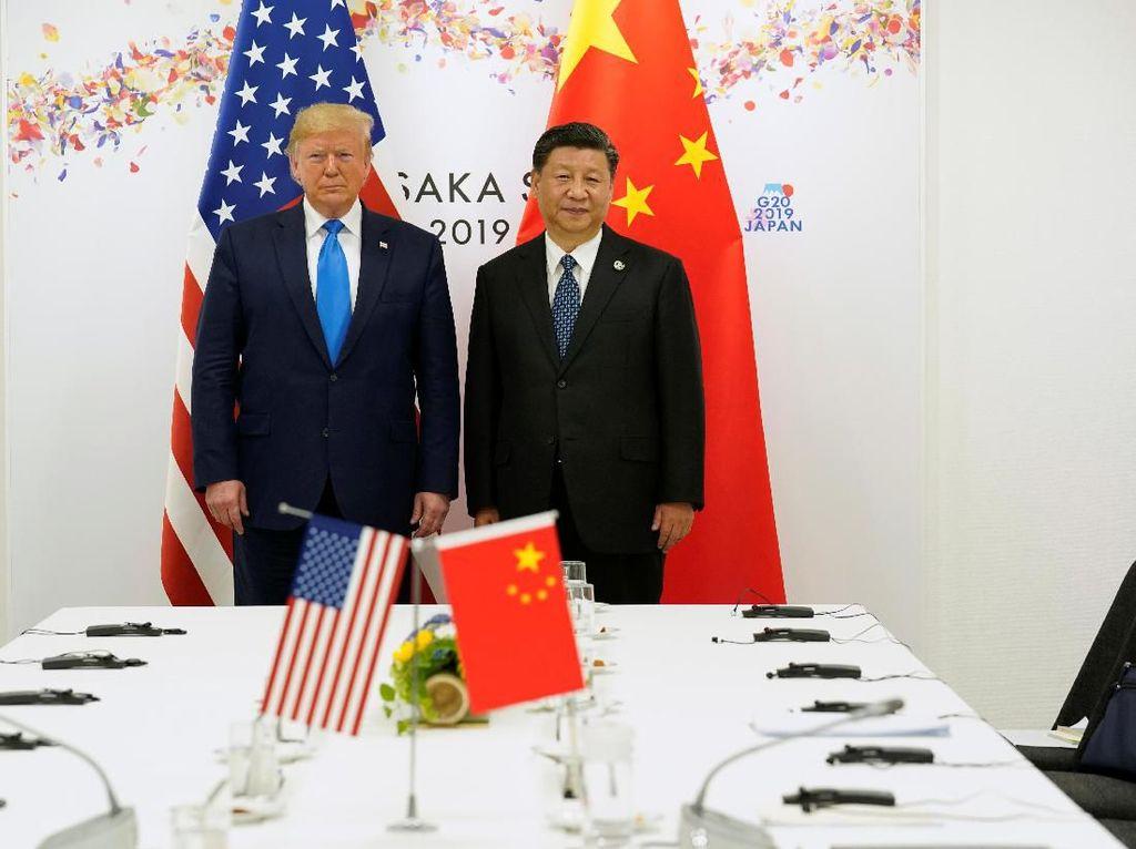Perang Dagang AS-China Berakhir, Terus Selanjutnya Apa?