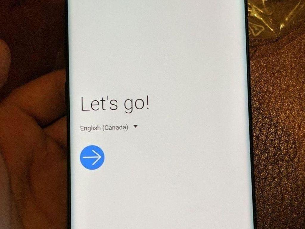 Inikah Wujud Nyata Samsung Galaxy Note 10?