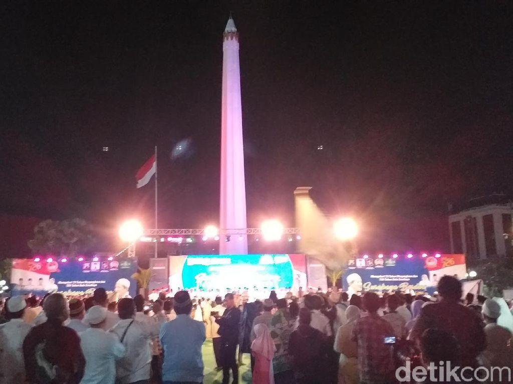 Ribuan Orang Larut dalam Doa Untuk Surabaya dan Wali Kota Risma