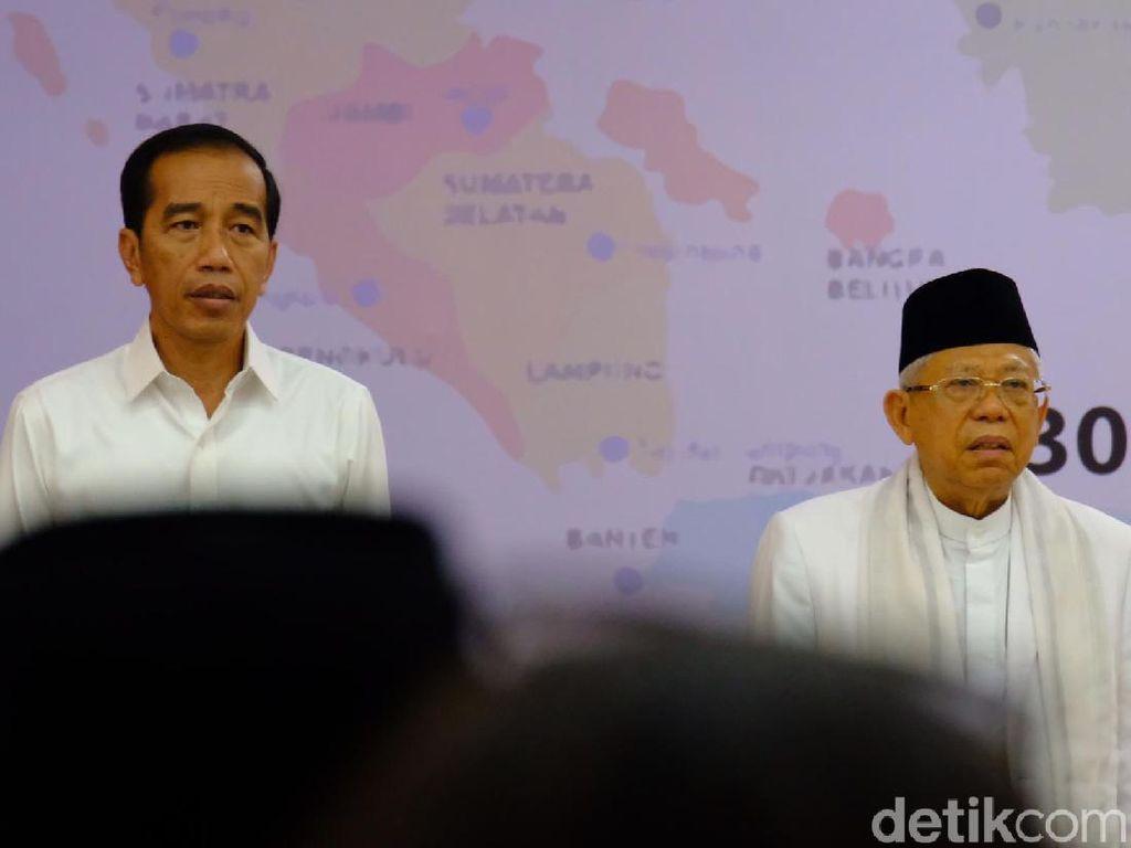 Jokowi: Jangan Sampai Ada Lagi Antartetangga Tak Saling Sapa
