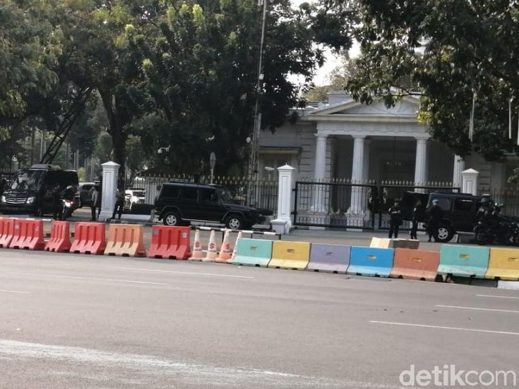 Jelang Penetapan Presiden-Wapres Terpilih, Maruf Amin ke Istana