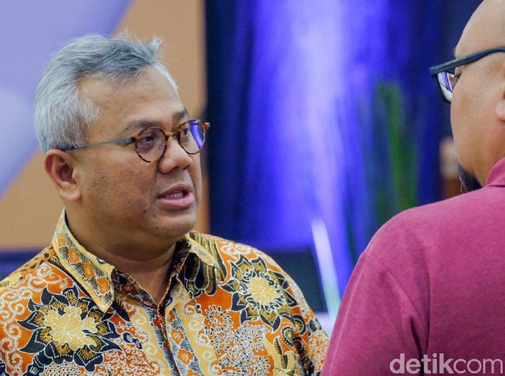 DKPP Pecat Ketua KPU RI karena Dampingi Evi Novida di PTUN Jakarta
