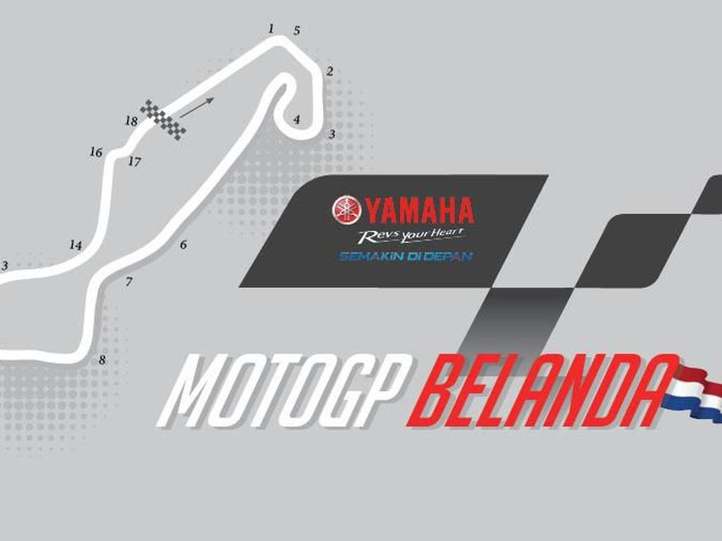 Siapa Berjaya di MotoGP Belanda?