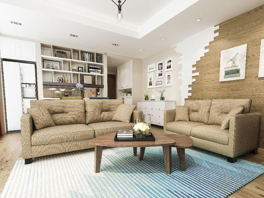 Harus Tahu! Ini Dia 3 Jenis Sofa Kece Bikin Rumah Lebih Nyaman